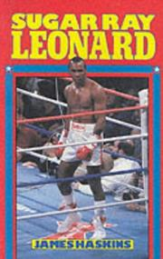 Cover of: Sugar Ray Leonard | Jim Haskins