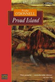Cover of: Proud island | O'Donnell, Peadar., Peadar O'Donnell