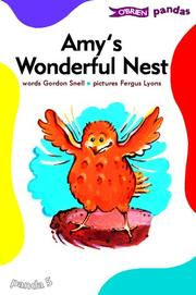Cover of: Amy's Wonderful Nest (O'Brien Pandas) by Gordon Snell