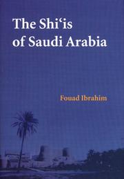 Cover of: The Shi'is of Saudi Arabia by Fouad N. Ibrahim
