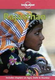 Cover of: Rajasthan by Sarina Singh