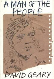 Cover of: A man of the people by David Geary