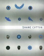 Cover of: Shane Cotton by Shane Cotton