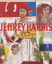 Cover of: Jeffrey Harris by Justin Paton