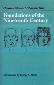 Grundlagen des neunzehnten Jahrhunderts
