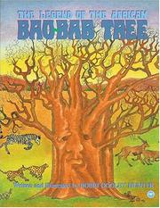 Cover of: The legend of the African bao-bab tree by Bobbi Dooley Hunter
