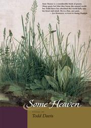 Cover of: Some Heaven by Todd Davis