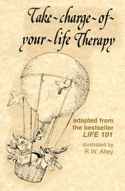 Cover of: Take-Charge-Of-Your-Life Therapy (Elf Self Help) | Peter McWilliams