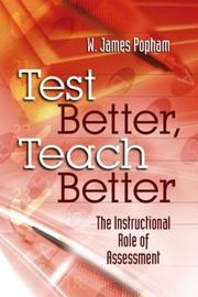 Test better, teach better