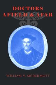 Cover of: Doctors Afield and Afar | William V. McDermott