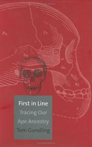 Cover of: First in Line by Tom Gundling
