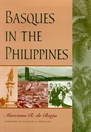 Cover of: Basques In The Philippines | Marciano R. De Borja