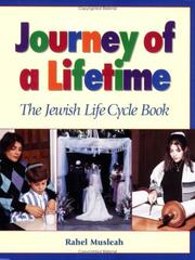 Cover of: Journey of a lifetime | Rahel Musleah
