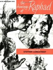 Cover of: Drawings of Raphael | Steven Longstreet