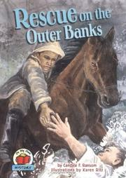 Cover of: Rescue on the Outer Banks | Candice F. Ransom