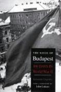 Cover of: The Siege of Budapest | Krisztian Ungvary