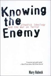 Cover of: Knowing the Enemy | Mary Habeck