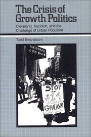 Cover of: The Crisis of Growth Politics | Todd Swanstrom