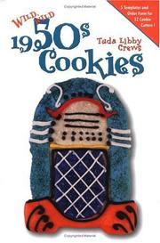 Cover of: Wild, wild 1950s cookies by Tuda Libby Crews