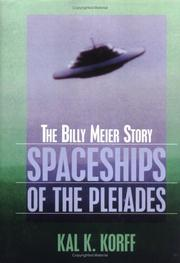 Cover of: Spaceships of the Pleiades | Kal K. Korff