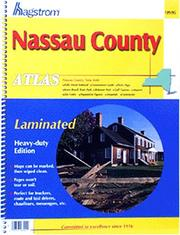 Cover of: Nassau County Atlas by Hagstrom Map latest edition