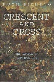Cover of: CRESCENT AND CROSS by Hugh Bicheno