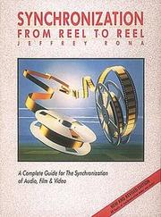 Cover of: Synchronization, from reel to reel | Jeffrey C. Rona
