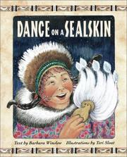 Cover of: Dance on a Sealskin by Barbara Winslow