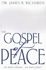 Cover of: Gospel of Peace | James B. Richards