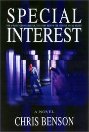 Cover of: Special interest | Chris Benson