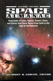 Cover of: Space almanac | Anthony R. Curtis