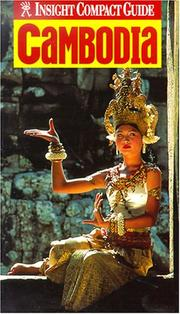 Cover of: Insight Compact Guide Cambodia (Insight Compact Guides Cambodia) | Andrew Forbes