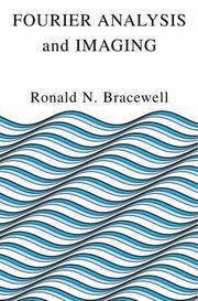 Cover of: Fourier Analysis and Imaging | Ronald Bracewell