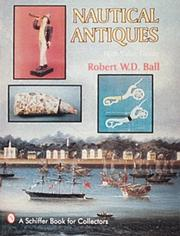 Cover of: Nautical Antiques | Robert W. D. Ball