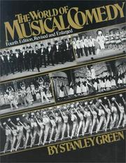 Cover of: The world of musical comedy | Stanley Green