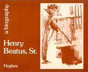 Cover of: Henry Beatus, Sr., Hughes | Henry Beatus