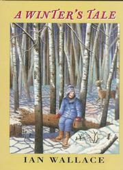 Cover of: A winter's tale | Wallace, Ian