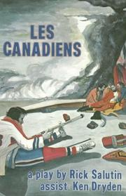 Cover of: Les Canadiens | Rick Salutin
