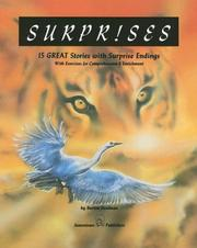 Cover of: Surprises | Burton Goodman