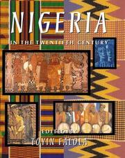 Cover of: Nigeria in the Twentieth Century | Toyin Falola