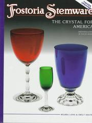 Cover of: Fostoria Stemware | Milbra Long