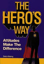Cover of: The hero's way | Dutch Boling