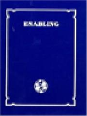 Cover of: Enabling (Gifts of Growth) by Rebecca D. Chaitin