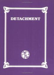 Cover of: Detachment by Rebecca D. Chaitin