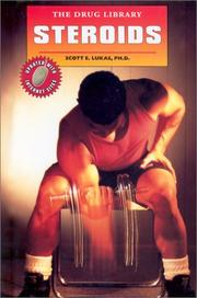 Cover of: Steroids by Scott E. Lukas