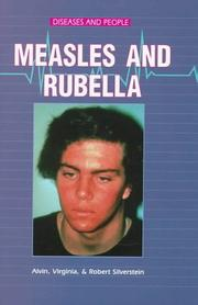 Cover of: Measles and rubella | Alvin Silverstein