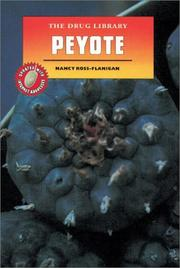 Cover of: Peyote by Nancy Ross-Flanigan