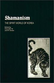 Cover of: Shamanism by Richard W. I. Guisso