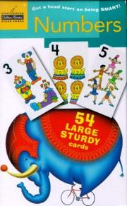Cover of: Numbers (Step Ahead) by Golden Books