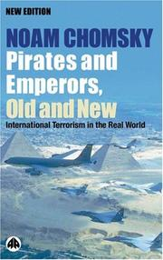 Cover of: Pirates and emperors, old and new by Noam Chomsky